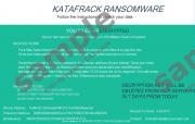Katafrack Ransomware