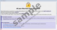 suppfirecrypt@qq.com Ransomware