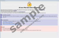 NCOV Ransomware