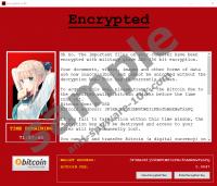 Ahegao Ransomware